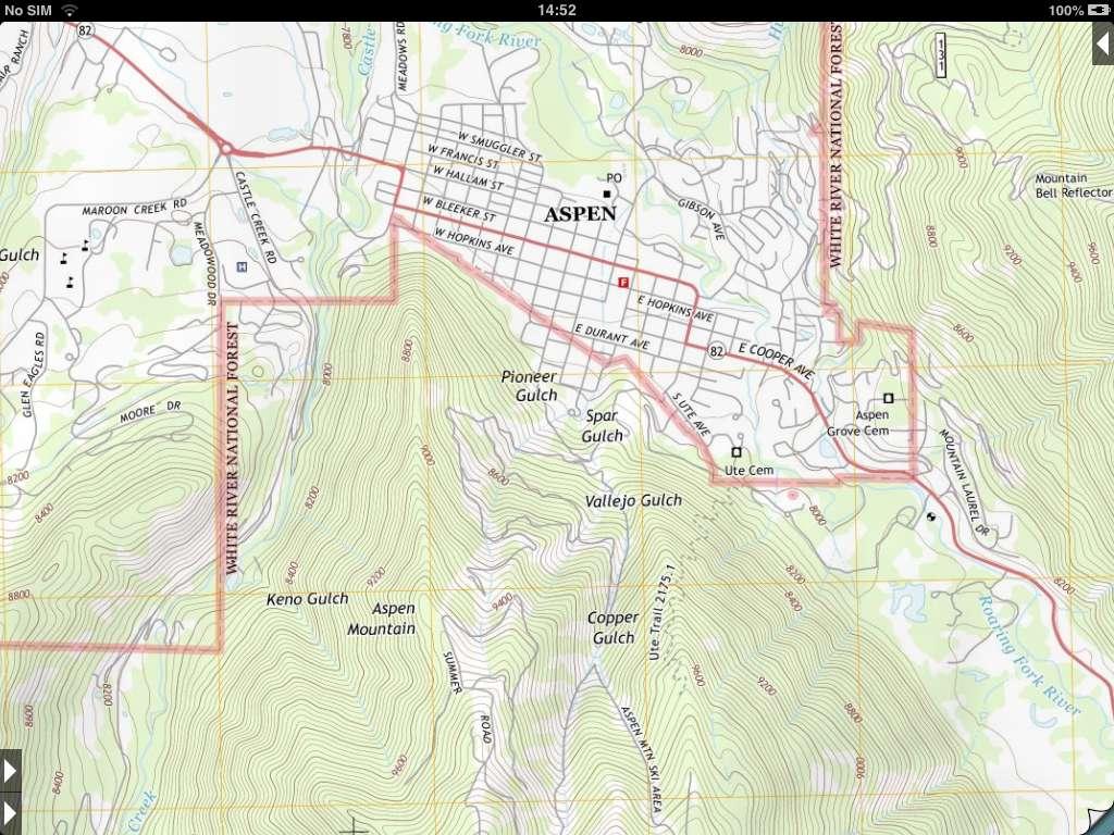 Topo Maps About US Topo Maps - Us topo maps pro